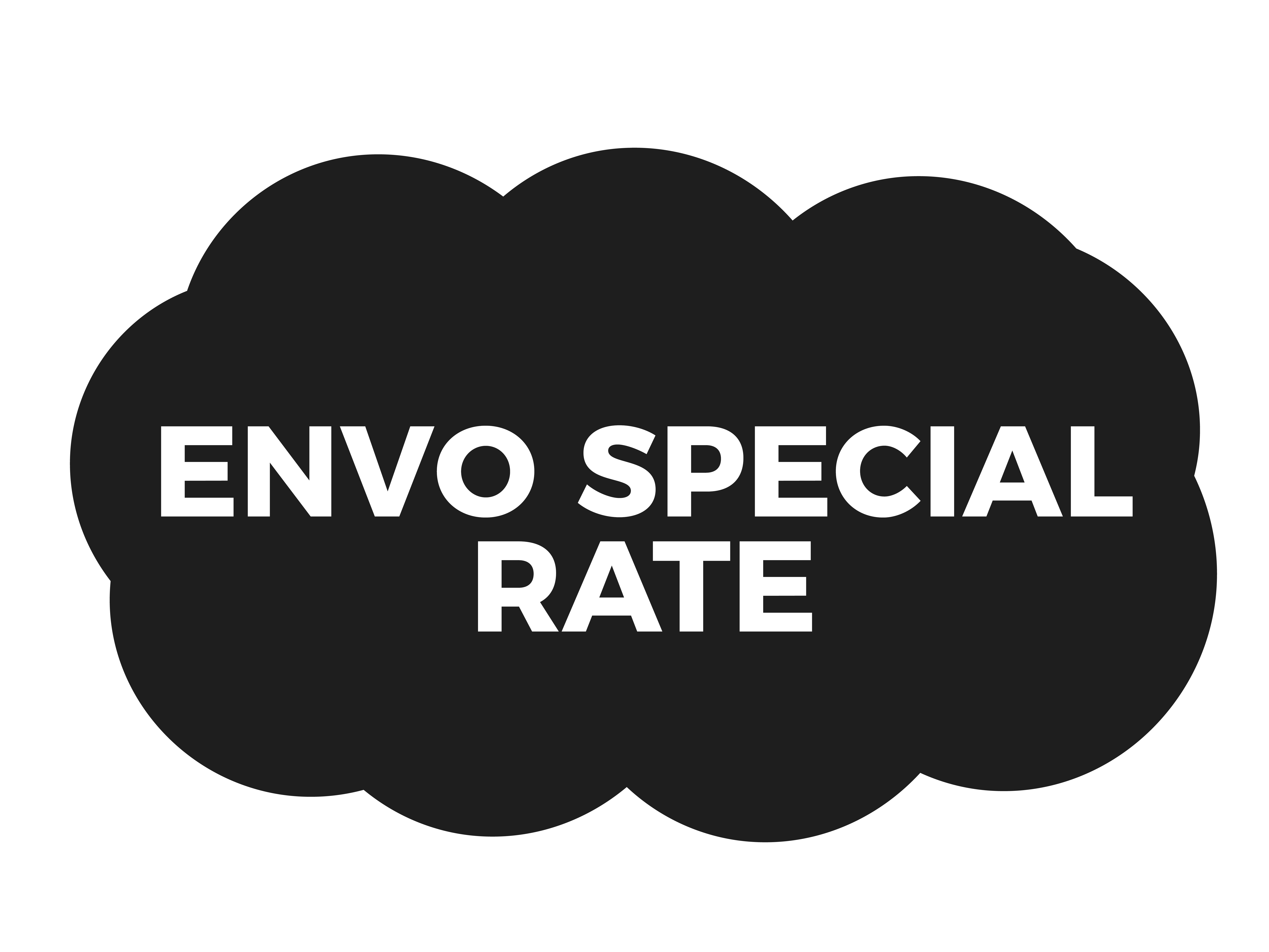Envo Special Rate!